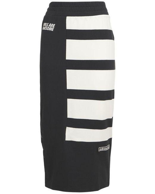 Adidas Originals Black Rock Aus Baumwolle Mit Druck