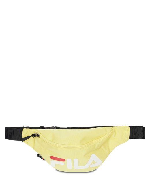 Fila ベルトバッグ Yellow