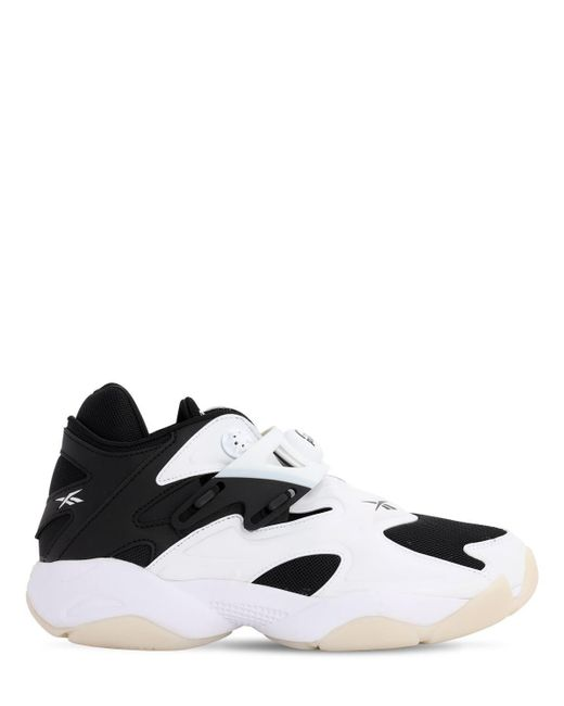 Reebok Pump Court スニーカー Black