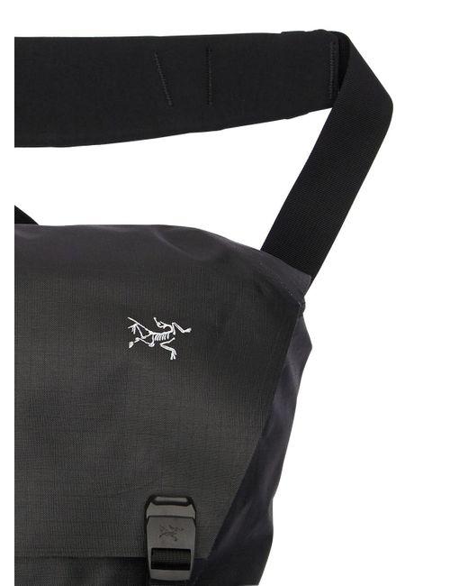 メンズ Arc'teryx Granville Courier バッグ 10l Black