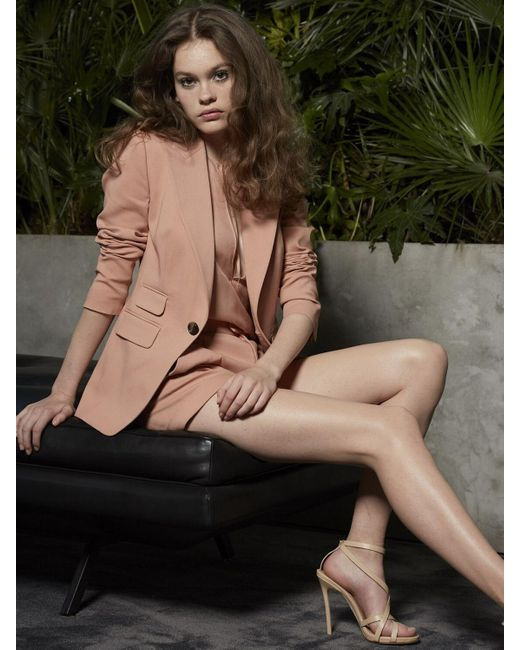 DSquared² ストレッチクレープスーツ Pink