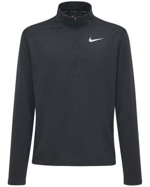"""Nike Lauftop """" Pacer"""" in Black für Herren"""