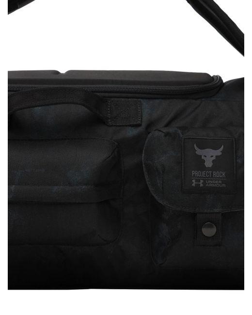 Сумка Ua Project Rock 36л Under Armour, цвет: Black