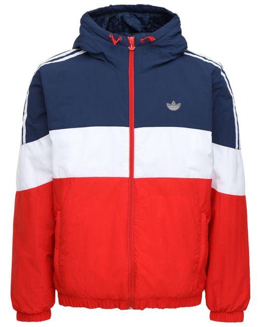 メンズ Adidas Originals Spirit パデッドジャケット Blue