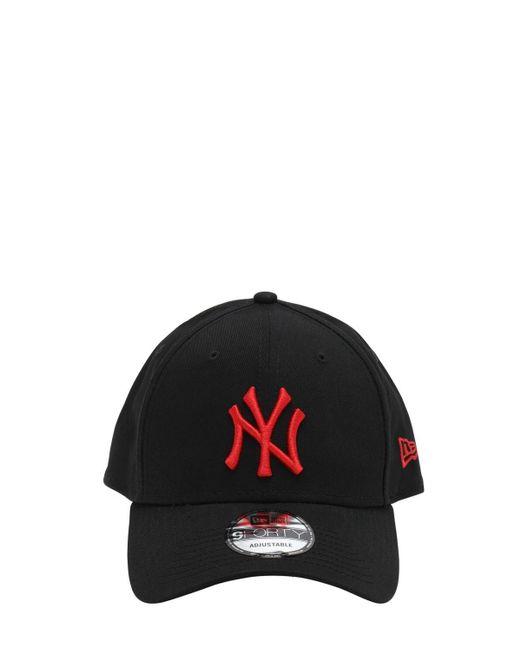 メンズ KTZ Ny Yankees 9forty キャップ Black