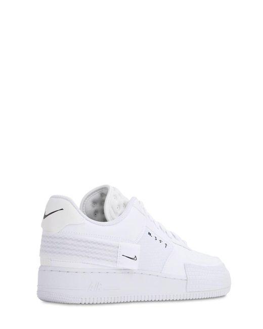 Nike Af1-Type Laufschuh in White für Herren