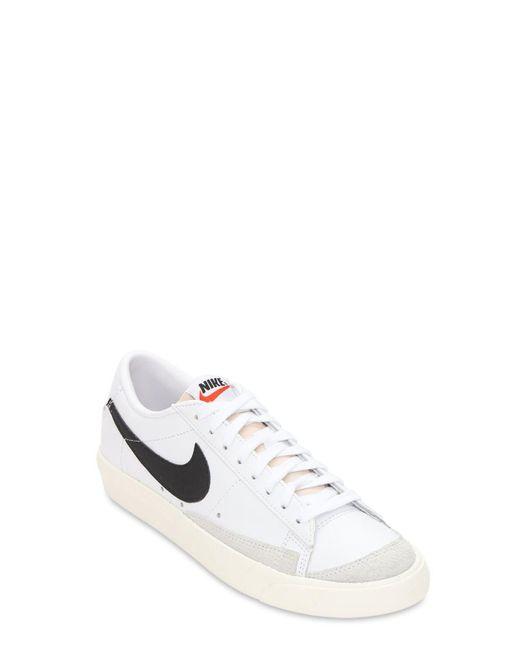 Nike Blazer Vintage Low スニーカー Multicolor