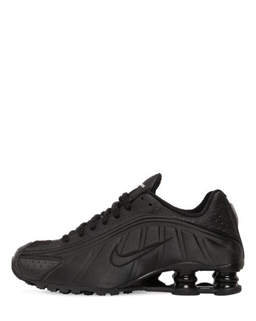 Nike ブラック ショックス Enigma スニーカー Black