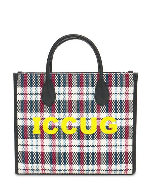 メンズ Gucci Iccug キャンバストートバッグ Multicolor