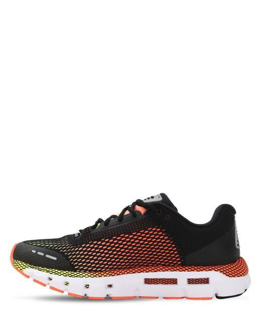 best sneakers 5ddb3 36ed3 Under Armour Hovr Gemini 4 Running Sneakers in Black for Men ...