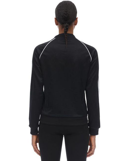 Adidas Originals Ss Tt ジャカードスウェットシャツ Black