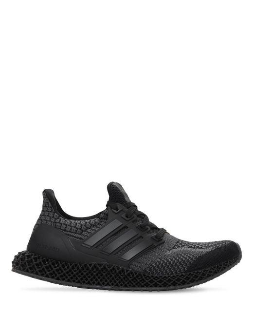 Adidas Originals Ultra 4d 5.0 Running スニーカー Black