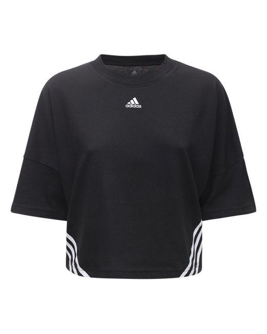 Adidas Originals Black Kurzes T-shirt
