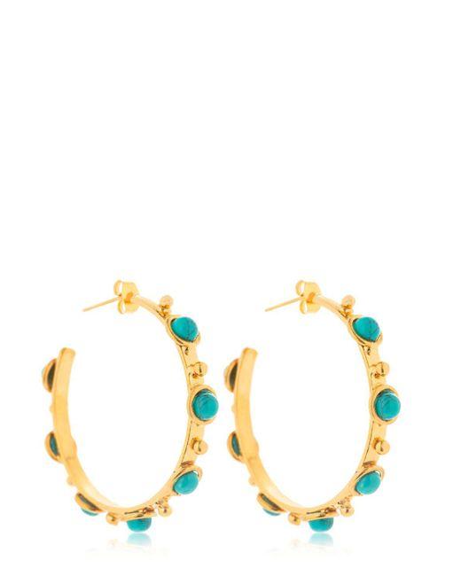 Sylvia Toledano - Multicolor Petite Candies Hoop Earrings - Lyst