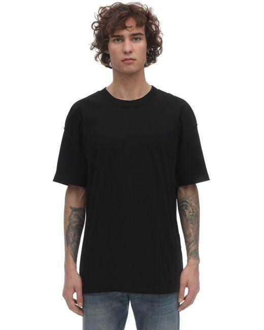 メンズ Maison Margiela コットンtシャツ White