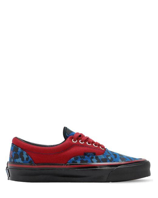 Кроссовки Stray Rats Og Era Lx Vans, цвет: Red