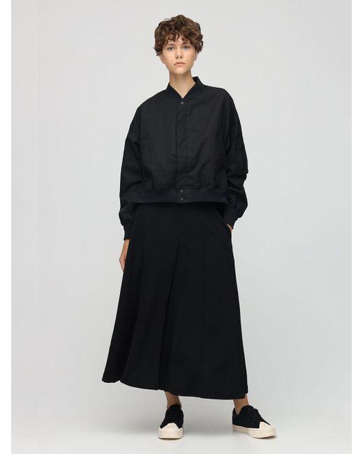 Y-3 Classic テーラードトラックスカート Black