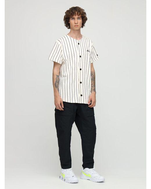 メンズ KTZ コットンジャージーtシャツ White