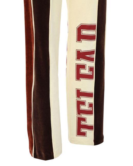 メンズ Telfar コットンブレンドトラックパンツ Multicolor