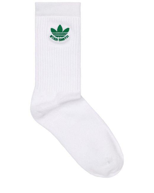Adidas Originals Stan 1p Tr ソックス White