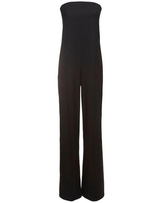 Stella McCartney ウールジャンプスーツ Black
