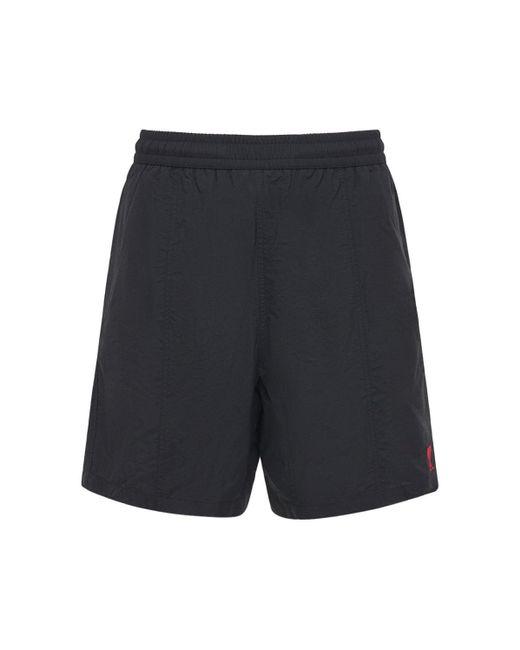 Плавательные Шорты С Логотипом AMI для него, цвет: Black