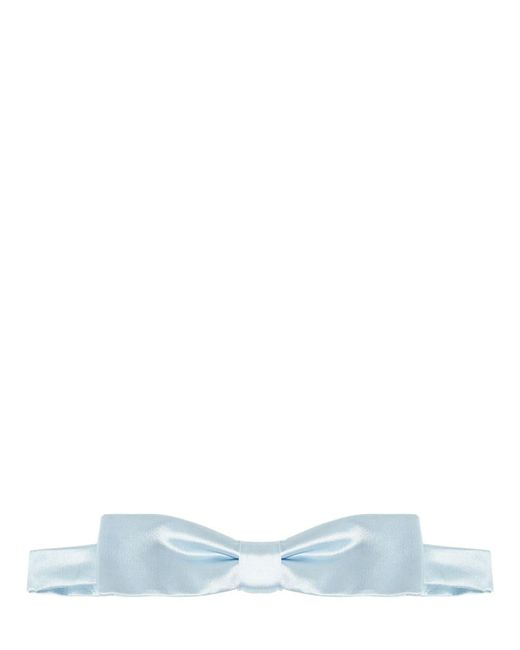 DSquared² | Blue Silk Bow Tie for Men | Lyst