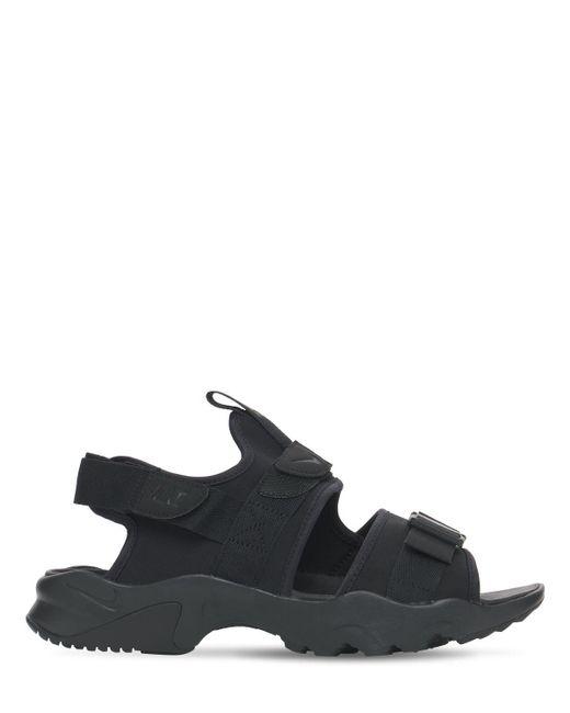 Сандалии Canyon Nike для него, цвет: Black