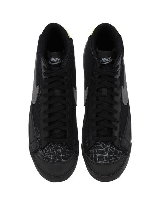 メンズ Nike Blazer Mid 77 スニーカー Black
