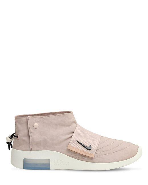 メンズ Nike Air X Fear Of God スニーカー Natural