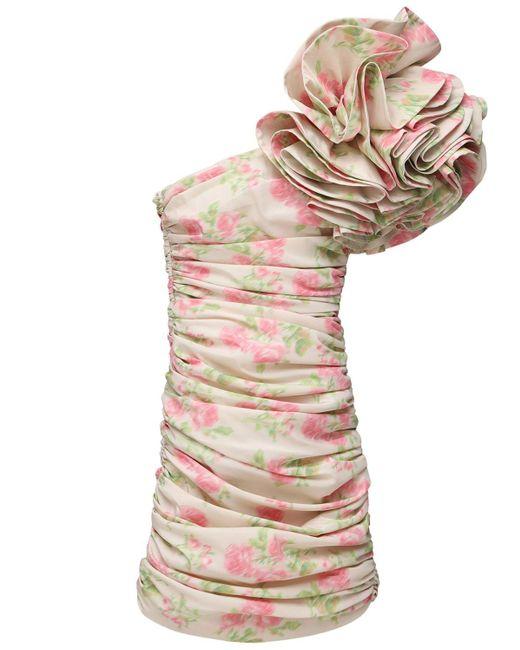 Moschino タフタミニドレス Multicolor