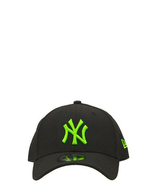 メンズ KTZ Neon Pack Ny Yankees 9forty キャップ Black