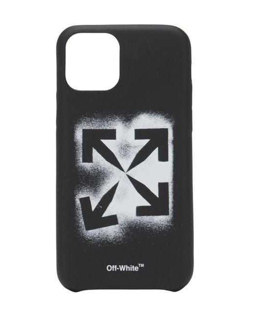 Чехол Для Iphone 11 Pro Off-White c/o Virgil Abloh для него, цвет: Black
