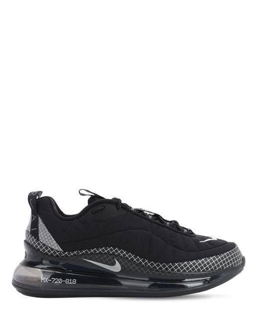 Кроссовки Mx-720-818 Nike для него, цвет: Black