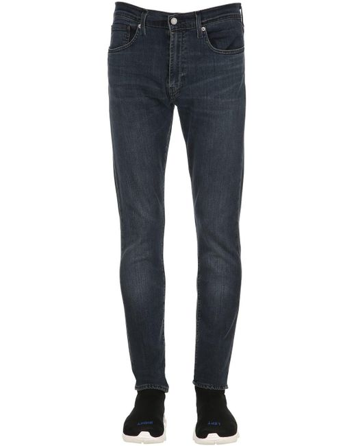 577ae483 Levi's - Blue 512 Slim Tapered Stretch Denim Jeans for Men - Lyst ...