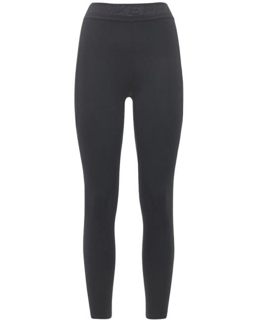 Леггинсы Pro 7/8 Nike, цвет: Black