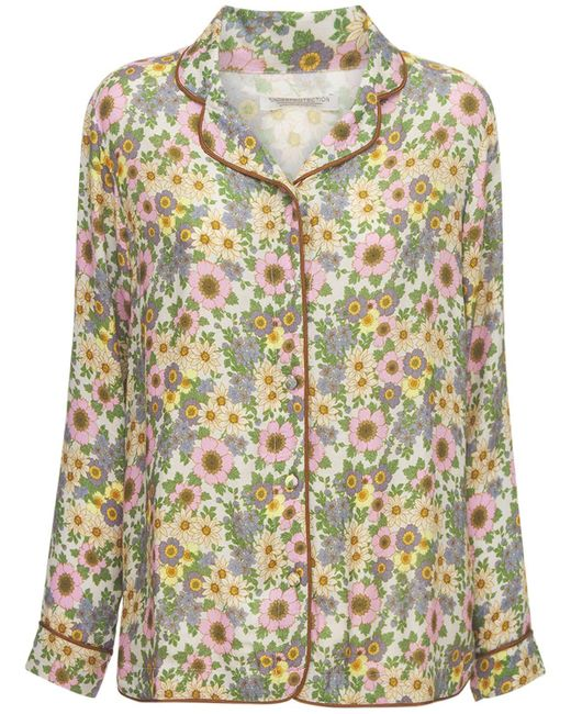 Underprotection Rania パジャマシャツ Multicolor
