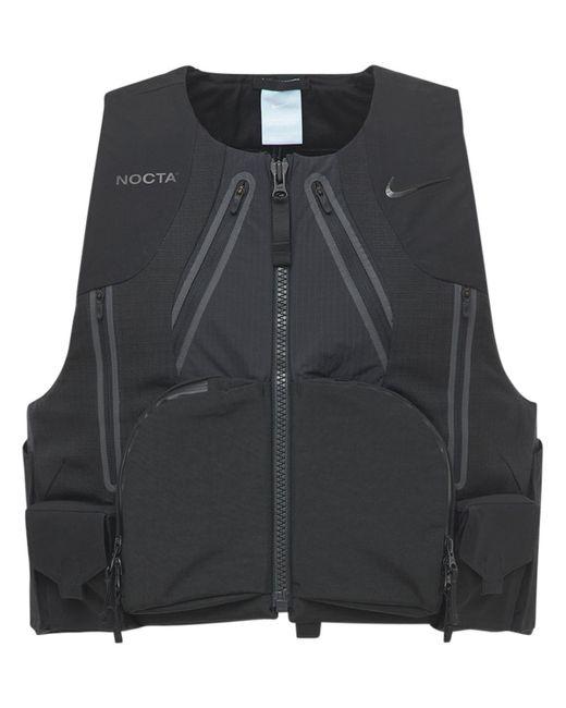 メンズ Nike Nocta ナイロンリップストップベスト Black