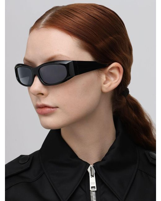 Le Specs Adam Selman The Edge サングラス Black
