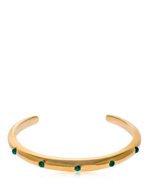 Elizabeth and James - Metallic Georgia Cuff Bracelet - Lyst
