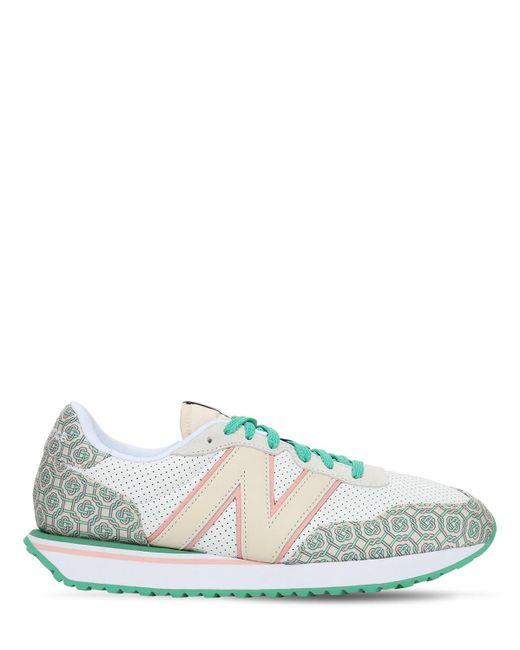 New Balance Multicolor 237 Casablanca Sneakers for men