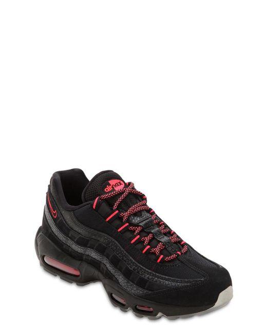 メンズ Nike Air Max 95 We スニーカー Black