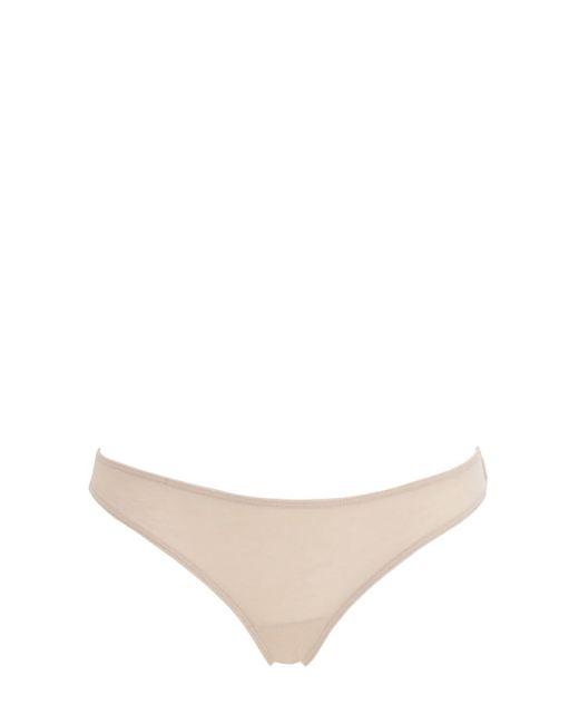 Skin Black Organic Pima Cotton Bikini Briefs