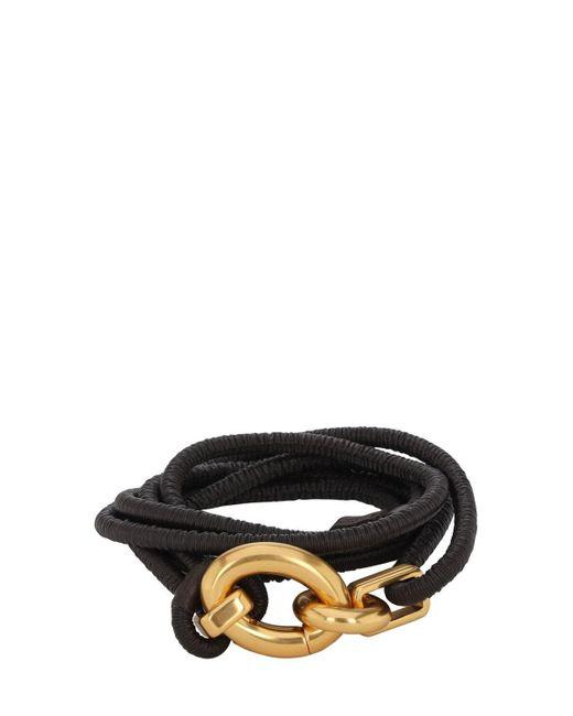 Кожаный Ремень Bottega Veneta, цвет: Black