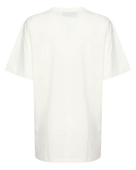Gucci コットンジャージーtシャツ White