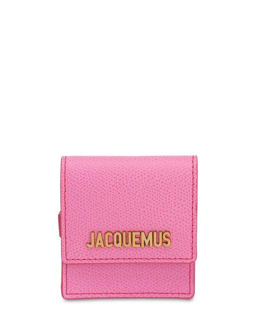 Jacquemus Le Sac ブレスレットバッグ Pink
