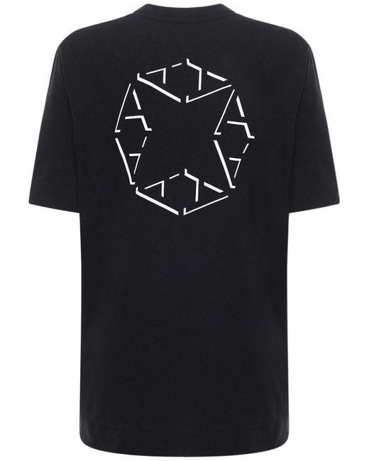 1017 ALYX 9SM コットンジャージーtシャツ Black