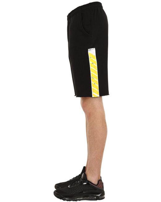 """Shorts """"Velocity"""" di Still Good in Black da Uomo"""