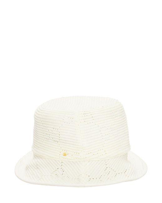 Вязаная Панама Gucci, цвет: White