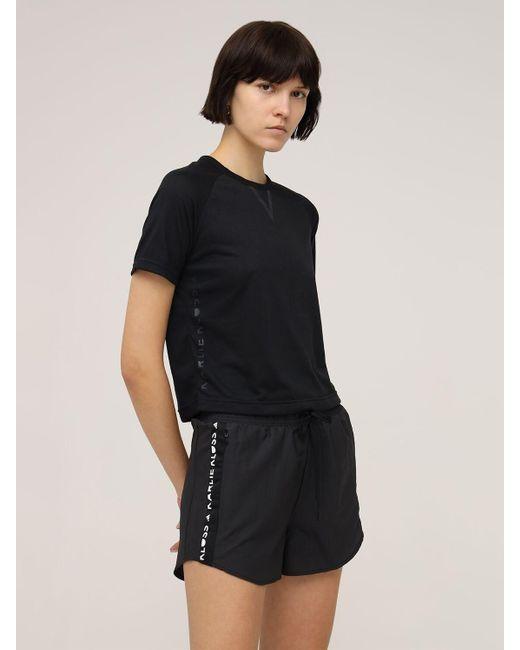"Adidas Originals Black T-shirt ""karlie Kloss"""